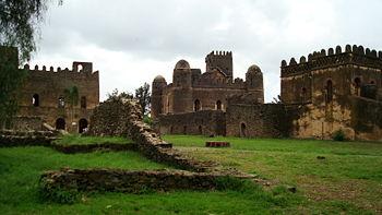 Gondar Castle