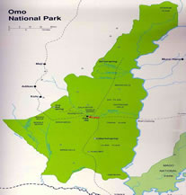 OMO NATIONAL PARK