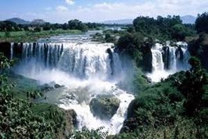 Blue Nile River - Abbay