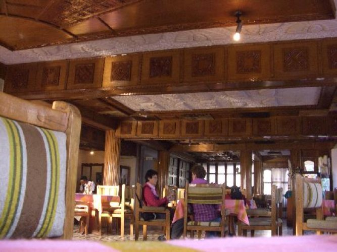 Dib Anbessa Hotel Picture