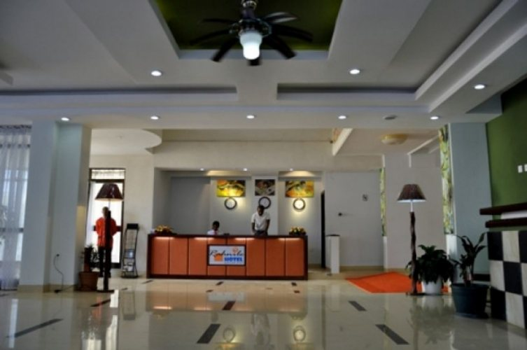 RahNile Hotel Picture