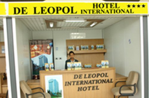 Hotel De Leopol International Picture