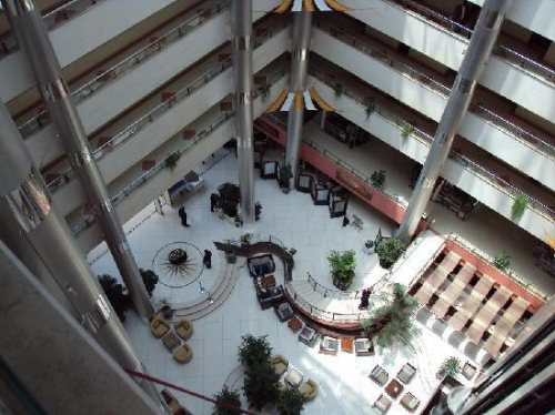 Intercontinental Addis Hotel Picture