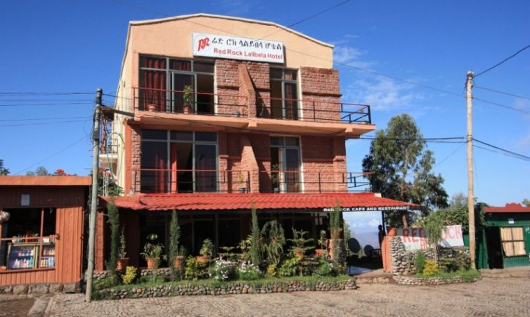 Red Rock Lalibela Hotel Picture