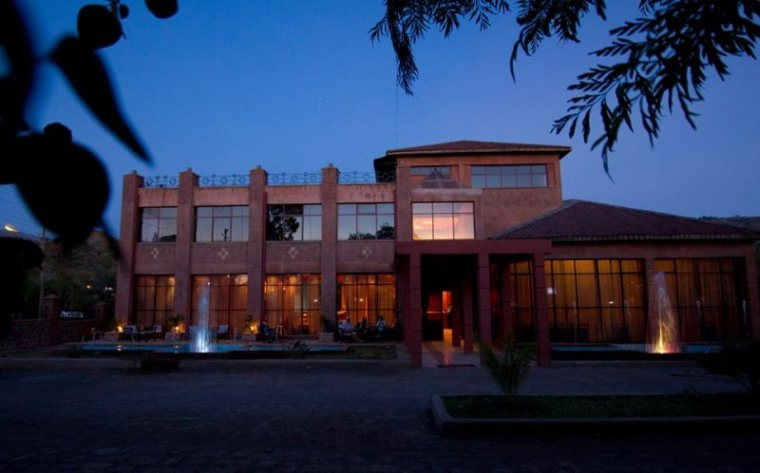 Lal Hotel Lalibela Picture