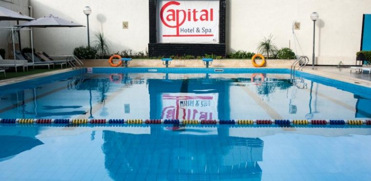 Capital Hotel and Spa Picture