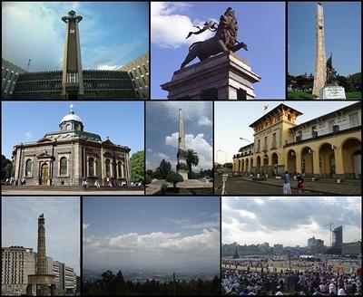 Addis Ababa Landmarks