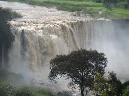 Blue Nile Falls - Tis-Isat Falls