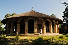Church at Lake Tana - Ethiopia