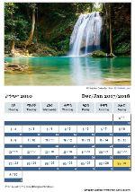 Print 13 Months of 2010 Ethiopian Calander