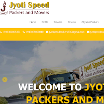 Jyoti Speed Packers and Movers Indore@9300005474